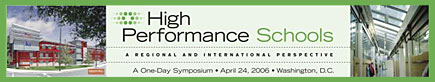 High Performance Schools Symposium