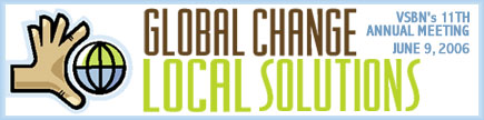Global Change, Local Solutions