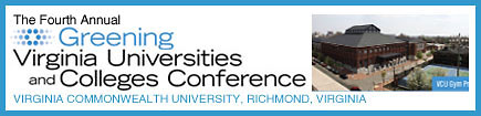 4th Annual Greening Universities Conference