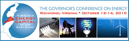 The 2010 Governor's Conference on Energy