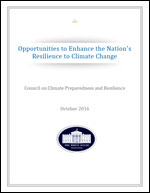 Resilience Opportunities Report