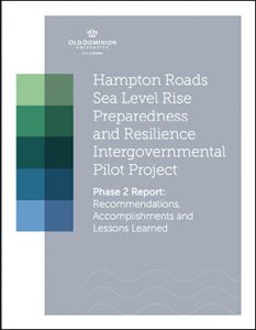 Hampton Roads Sea Level Rise Preparedness and Resilience Intergovernmental Pilot Project