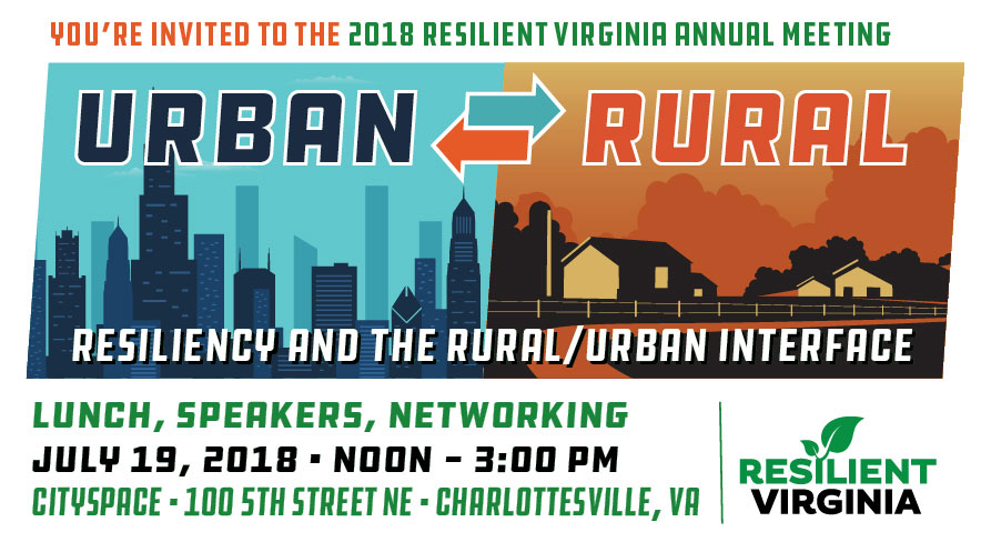 2018 Resilient Virginia Annual Meeting