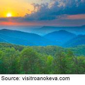 Appalachian Regions