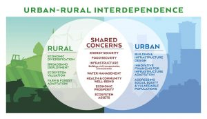 Urban-Rural Interdependence