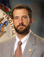 Virginia Secretary of Natural Resources Matthew J. Strickler