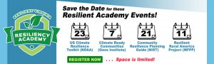 Register Today for the Resiliency Academy