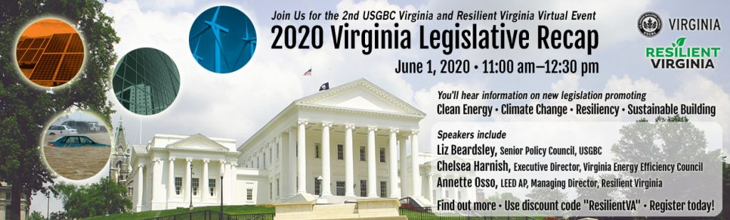 2020 Virginia Legislative Recap