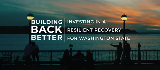 Building Back Better: Washington State
