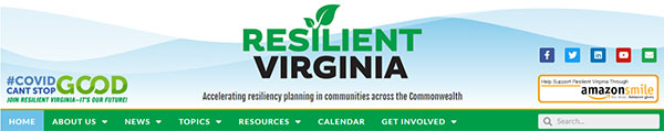 New Banner Resilient Virginia