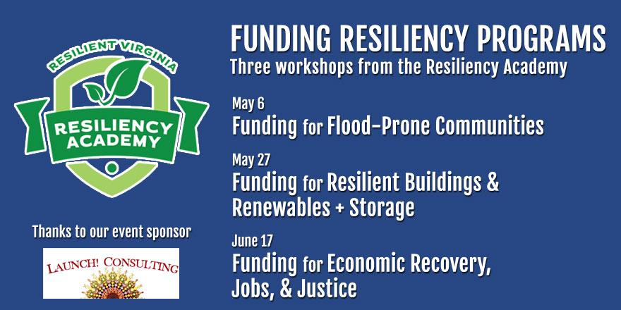 Resilient Virginia Resiliency Academy