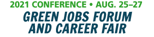 2021 Resilient Virginia Conference Green Jobs Forum and Career Fair